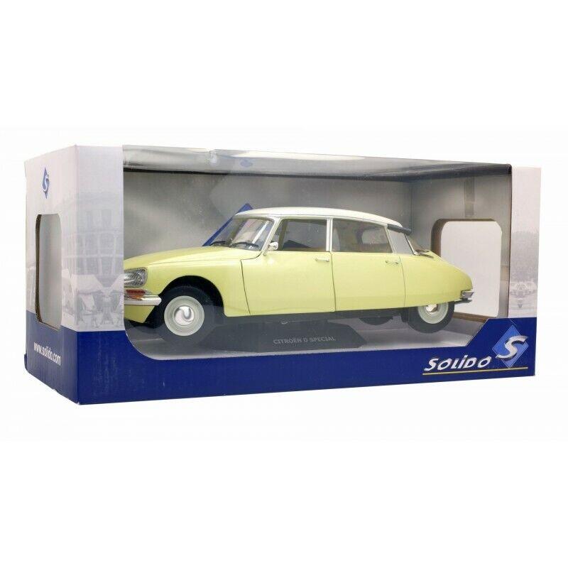 SOLIDO 421184780 - 1 18 Citroën D Spécial-Neuf