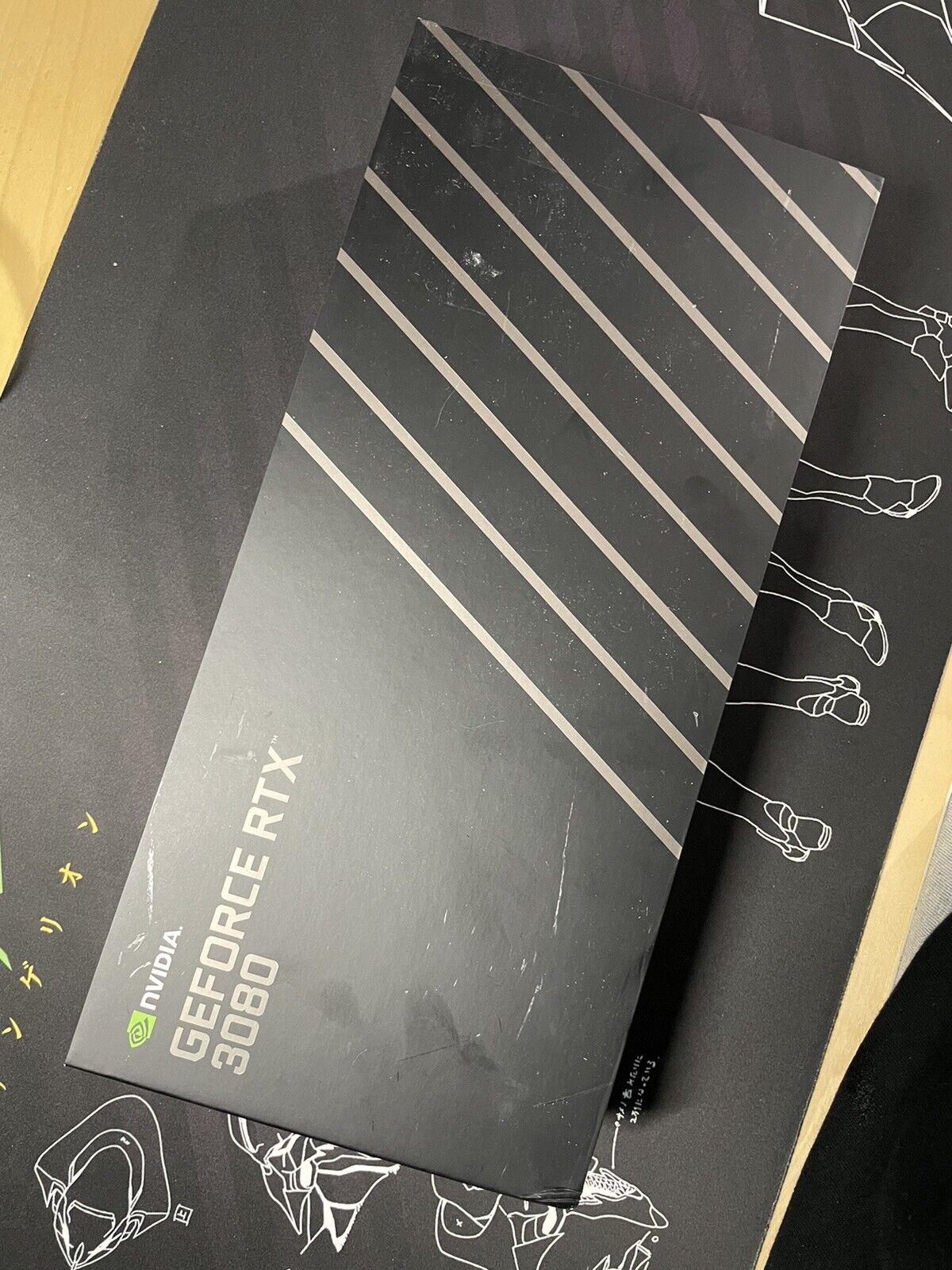 NVIDIA GeForce RTX 3080 Founders Edition Graphics Card IN-HAND