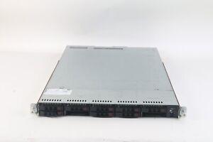 SuperMicro 1028U-TR4T+X10DRU-i+ 10SFF 2x Intel Xeon E5-2650 v3 64GB PC4-2133P