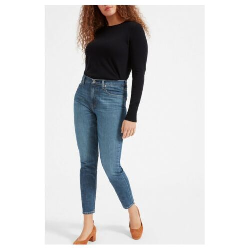 Everlane The High Rise Skinny Jeans Size 32 Ankle