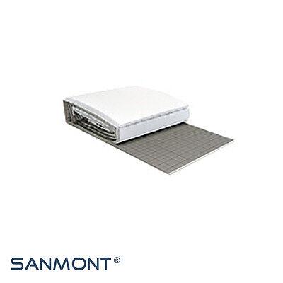 30-3 Fußbodenheizung Bodenheizung 10 bis 1000 m² Tackerplatte 30 mm WLG 045
