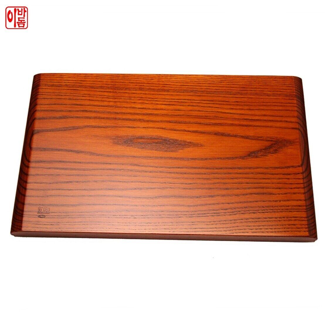 Evadom naturel laqué en bois Planche à découper 100% artisanal fait main