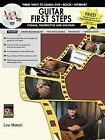 Guitar First Steps: Strums, Fingerstyle and Soloing by Lou Manzi (Mixed media product, 2007)