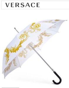 Image Is Loading Versace Medusa Executive Limited Edition Las Large Umbrella