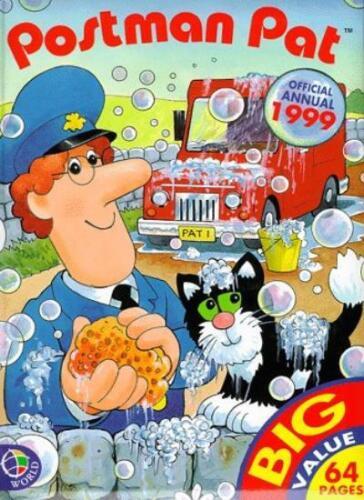 1 of 1 - Postman Pat Annual 1999 (Annuals),John Cunliffe
