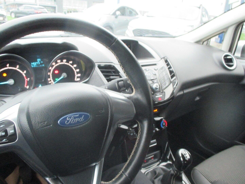 Ford Fiesta 1,0 SCTi 125 Titanium - billede 10