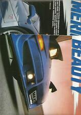 SP30 Clipping-Ritaglio 2003 Mitsubishi 3000 GT American Beauty