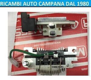 Details about Repair Kit Alternator Regulator + Plate Diodes-Abarth Ritmo  Autobianchi A
