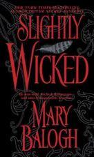 Bedwyn Saga: Slightly Wicked 2 by Mary Balogh (2003, Paperback)