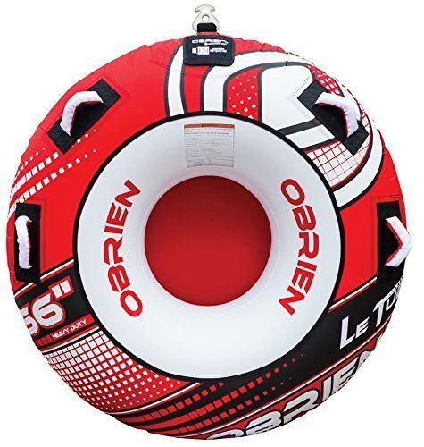 O'Brien LeTube Water Tube 56  Diameter Single Rider No Box