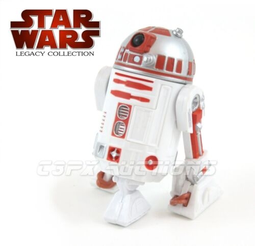 Star Wars CB-3D Droid Factory Figure,Legacy,2009,Walmart,LOOSE