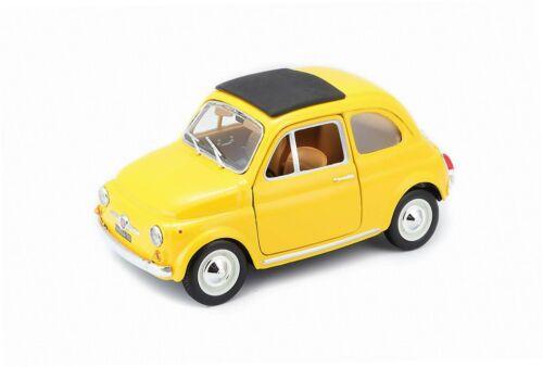 Bijoux Collezione 1:21 Fiat 500 F Bburago 18-22098 1965