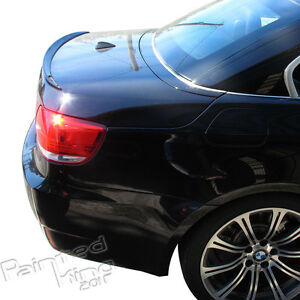 Unpainted Fit For BMW 3-Series E93 M3-Type Rear Trunk Spoiler Wing Convertible