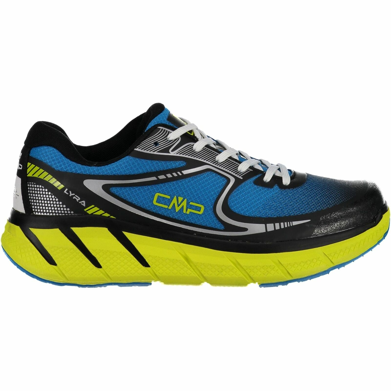 CMP shoes  running lyra maxi running shoe bluee smooth mesh  outlet factory shop