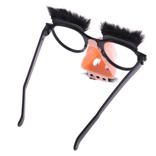 Fancy Cosplay Disguise Moustache Glasses Halloween Party Dress Big NoEC