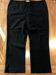 New-York-amp-Company-Stretch-Crop-Ankle-Pants-Sz-18