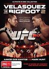 UFC #160 - Velasquez Vs Bigfoot II (DVD, 2013, 2-Disc Set)