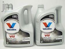 2 x 4L (8 Liter) VALVOLINE VR1 RACING Motoröl Öl SAE 5W-50 Rally Oil
