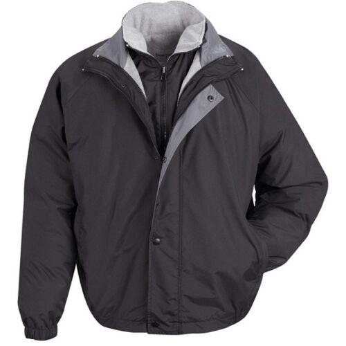 50/% OFF Zip IN//OUT Navy//Black JN30 RED KAP Men/'s Work Uniform JACKET /& VEST