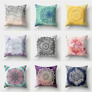 Bohemian-Mandala-BOHO-CUSHION-Throw-Decorative-Pillows-Case-Sofa-Cushion-Cover