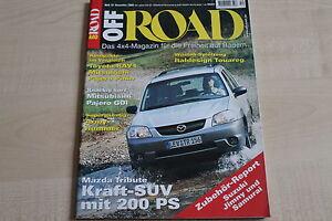 Stetig 163881 Off Road 12/2000 Hohe QualitäT Und Geringer Aufwand Audi Rs4 Avant Im Test