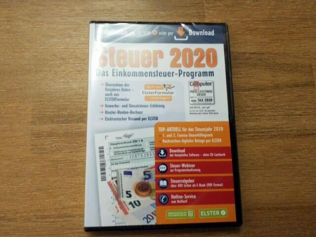 Aldi Steuerprogramm 2020 CD Software günstig kaufen | eBay