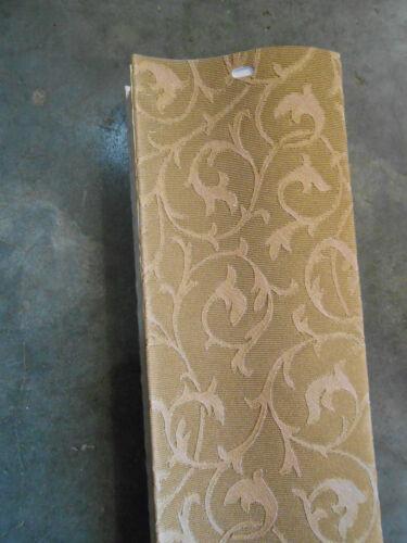 """Levolor S-Curve Vertical Slats 58-1//2/""""L Textured Copper N-1 Qty-20"""