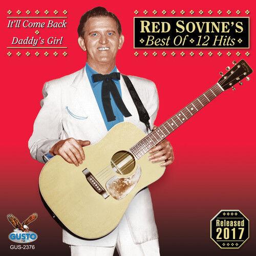 Red Sovine - Best Of - 12 Hits [New CD]