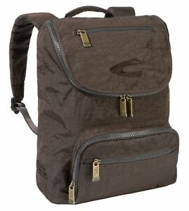 Camel Active Sac À Dos Journey Backpack Brown Volume Large