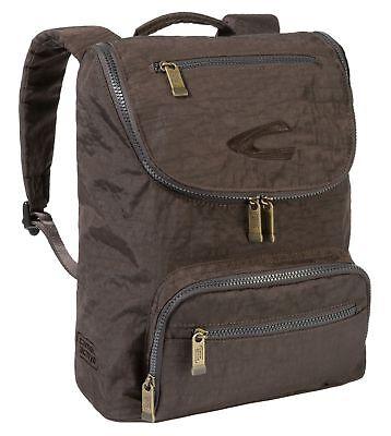 100% Vero Camel Active Zaino Journey Backpack Brown Per Classificare Prima Tra Prodotti Simili