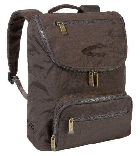 camel active Journey Backpack Rucksack Tasche Brown Braun Neu