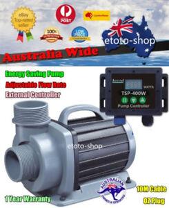 Have An Inquiring Mind Jebao Tsp-30000 Electronic Marine Fresh Water Pump Pond Pump Adjustable Flow Special Summer Sale Pet Supplies