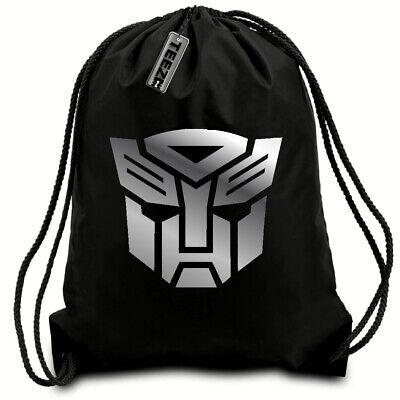 Black /& White Dobre Brothers drawstring bag,Gaming,swimming bag,water resistant