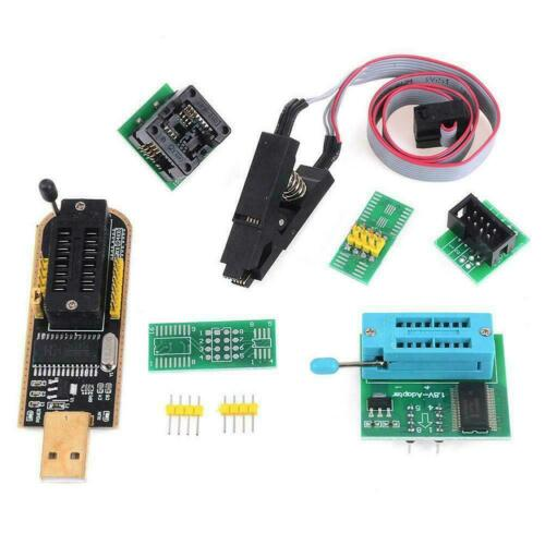 SOIC8 adapter T1U3 1.8V HIGH QUALITY usb programmer CH341A SOIC8 clip