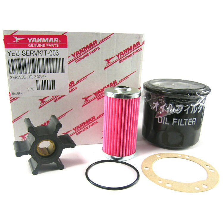 Original Yanmar Marine 3GMF (24hp/3-Cylinder) Service Kit Kit Service - SK-MARINE-003 d2fb1e