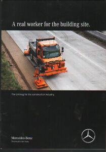 The-Unimog-for-the-Construction-Industry-Brochure-Leaflet