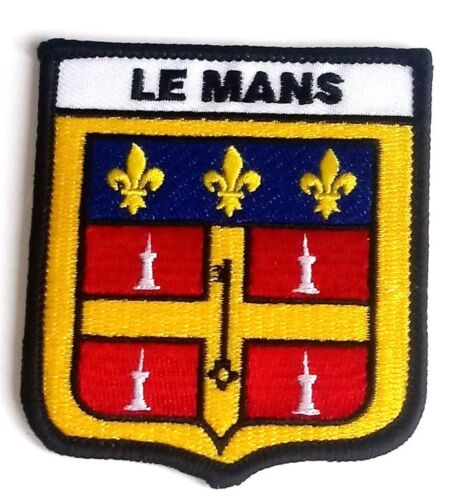 Le Mans Embroidered Patch