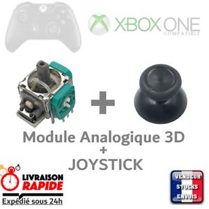 Joystick manette XBOX ONE et Module 3D Stick Analogique  (NEUF)