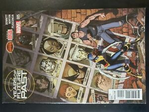 YEARS-of-FUTURE-PAST-5-Secret-Wars-2015-MARVEL-Comics-VF-NM-Comic-Book