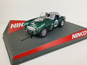 Slot-car-Scalextric-Ninco-50389-Austin-Healey-46-034-Snetterton-034