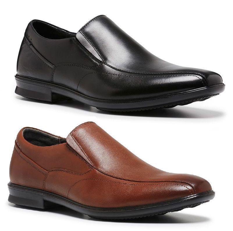 economico in alta qualità Mens HUSH PUPPIES PUPPIES PUPPIES CALLAN WIDE FORMAL DRESS WORK CASUAL LEATHER scarpe -CHEAP  servizio di prima classe