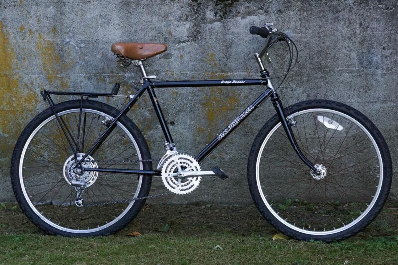 1983 Diamondback Ridge Runner Vintage Mountain Bike
