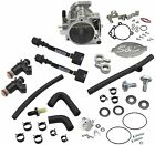 S&S Cycle - 17-5070 - 52mm Single Bore RFI Throttle Body/Fuel Rail Kit
