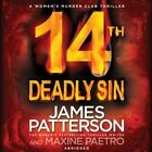 14th Deadly Sin by James Patterson (CD-Audio, 2015)