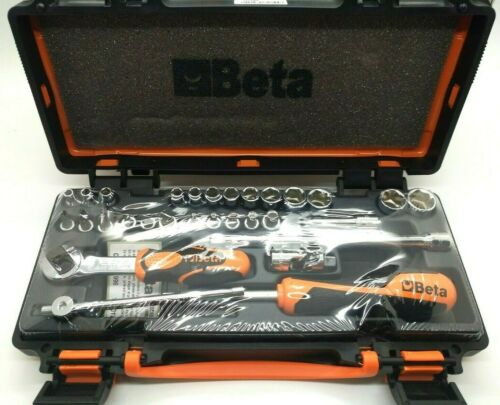 "009000956 NEW /""Sealed/"" BETA Tools 900 //C24 30 Pc Set Assortment In Case"