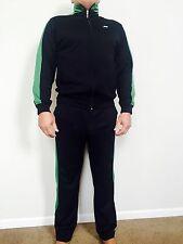 Men's Nike Track Suit Set Jacket Size Med / Pants Size Large