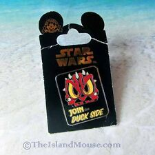 Disney Star Wars Tours Join the 'Duck Side' Darth Maul Pin (NT:90351)