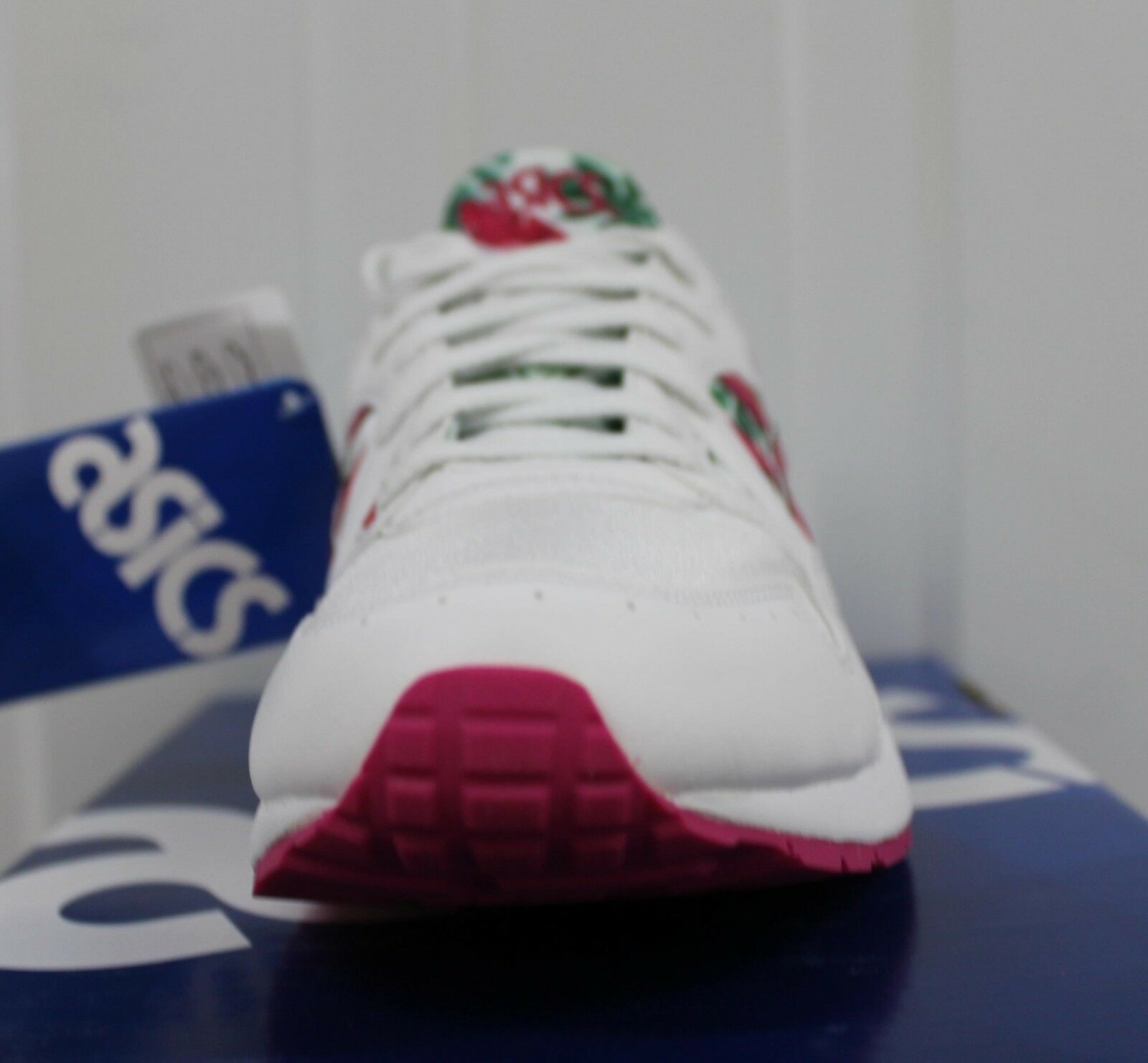 Les femmes, V S/GIRL, S ASICS GEL-LYTE V femmes, GS Blanc Rose Running Baskets Entièrement neuf dans sa boîte 20 49ceec