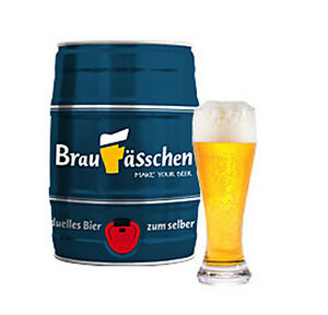 bierbrauset weizenbier selber brauen neu hefe weizen bier set geschenk brew beer ebay. Black Bedroom Furniture Sets. Home Design Ideas