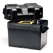 Boat / Outboard Battery Box  -  277mm x 186mm x 200mm